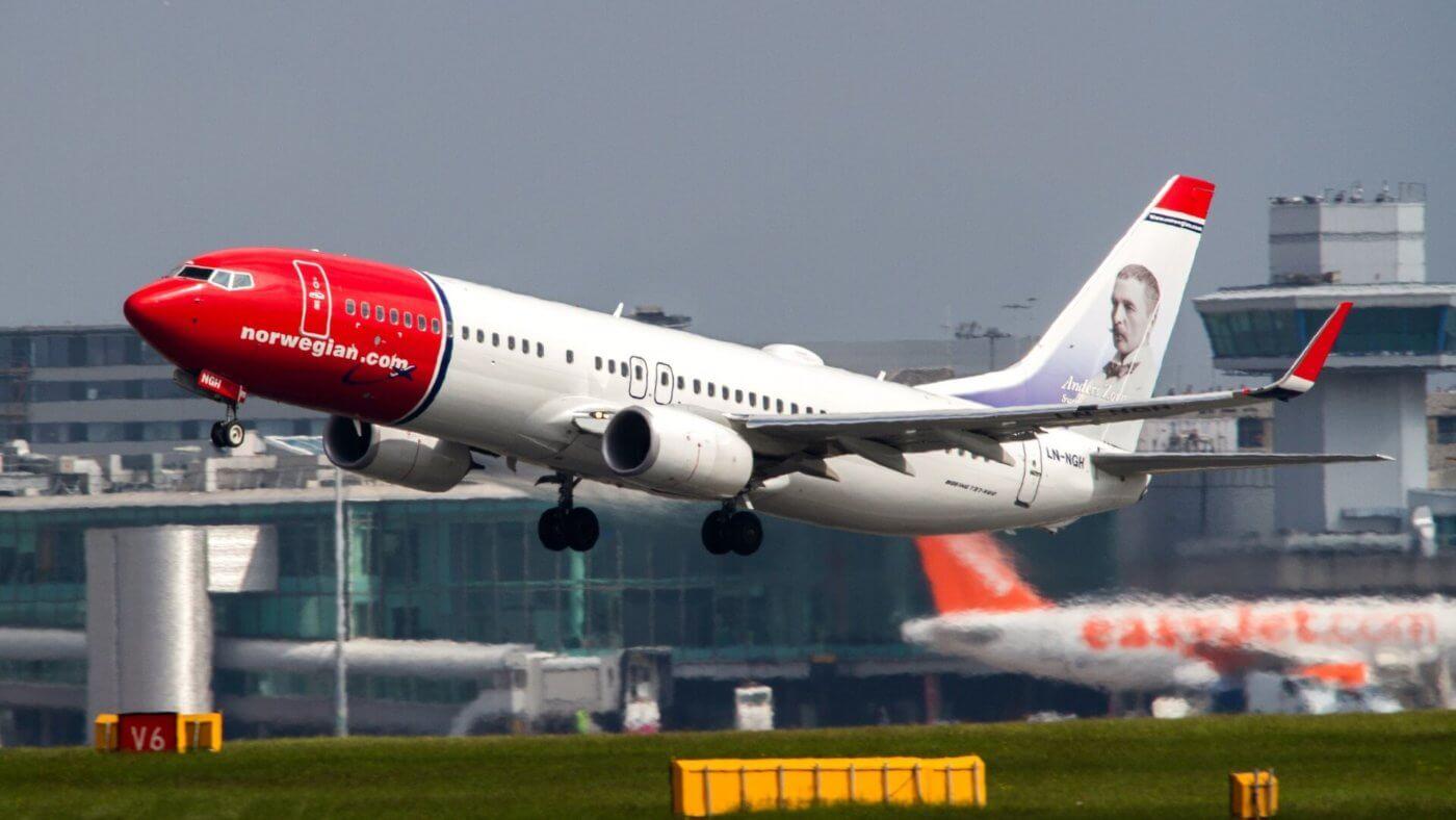 Norwegianilla lentäminen kokemuksia