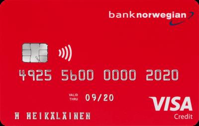 Luottokortti blogi