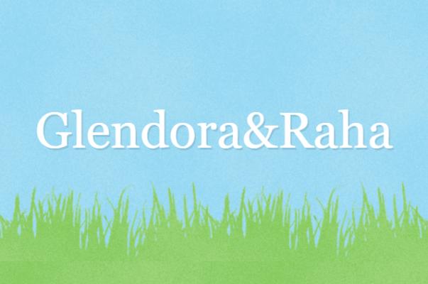 Glendora&Raha blogi