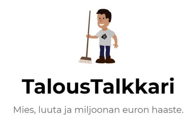 TalousTalkkari sijoitusblogi 2020
